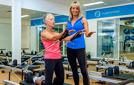 Introductory Pilates Classes